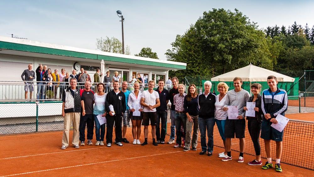 Viele Sieger bei den ALFTER OPEN 2013